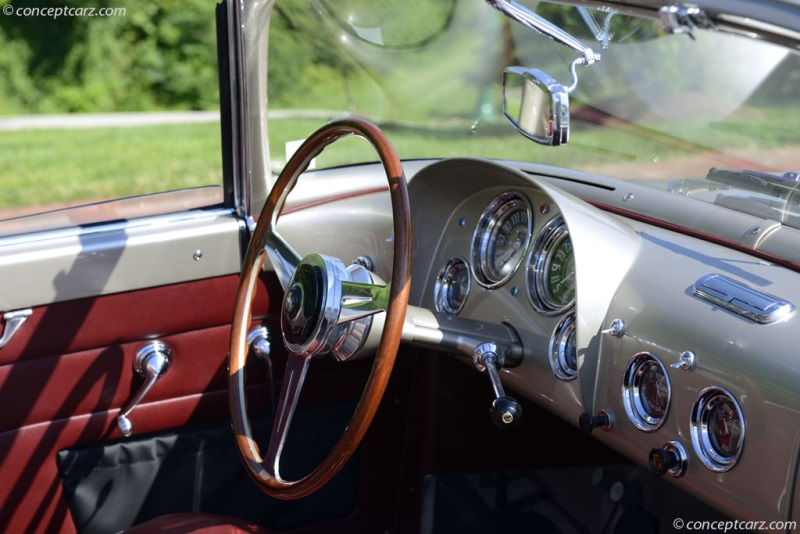 1955 Alfa Romeo 1900 CSS Image  Chassis number AR1900C*01959