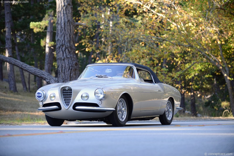 1955 Alfa Romeo 1900 Css History Pictures Value Auction Sales