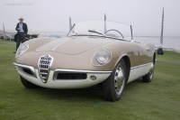 Popular 1955 Giulietta Prototype Wallpaper