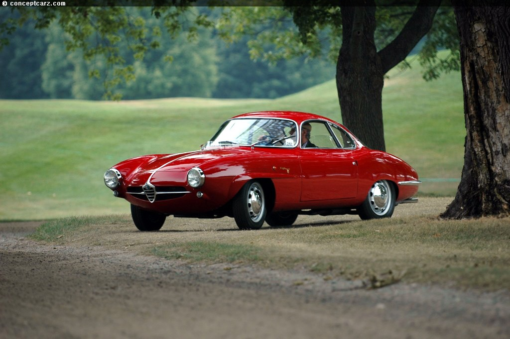 Auction Results And Sales Data For 1959 Alfa Romeo Sprint Speciale