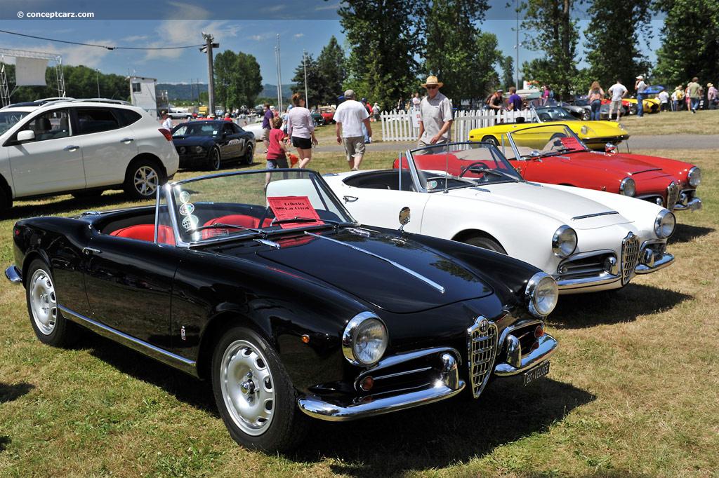Alfa Giulia Spider Veloce Dv Par