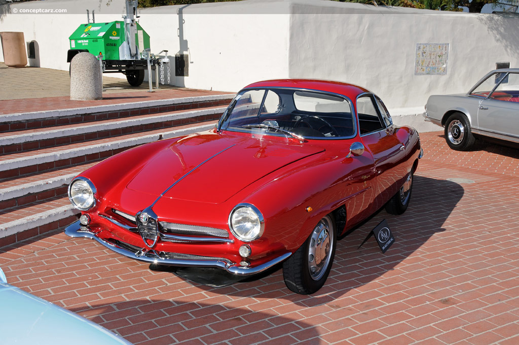 auction results and sales data for 1961 alfa romeo giulietta