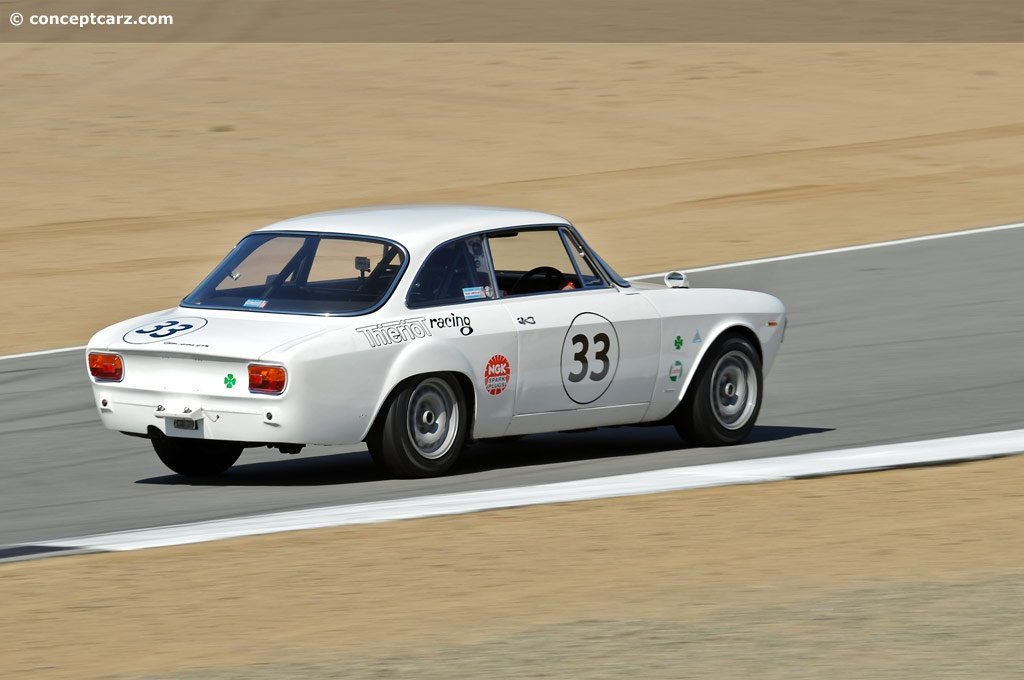 Auction Results And Data For 1965 Alfa Romeo Giulia Sprint Gta