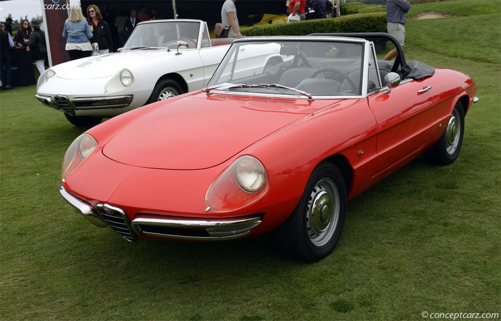 Auction Results And Sales Data For Alfa Romeo Duetto - Alfa romeo spider 1966 for sale