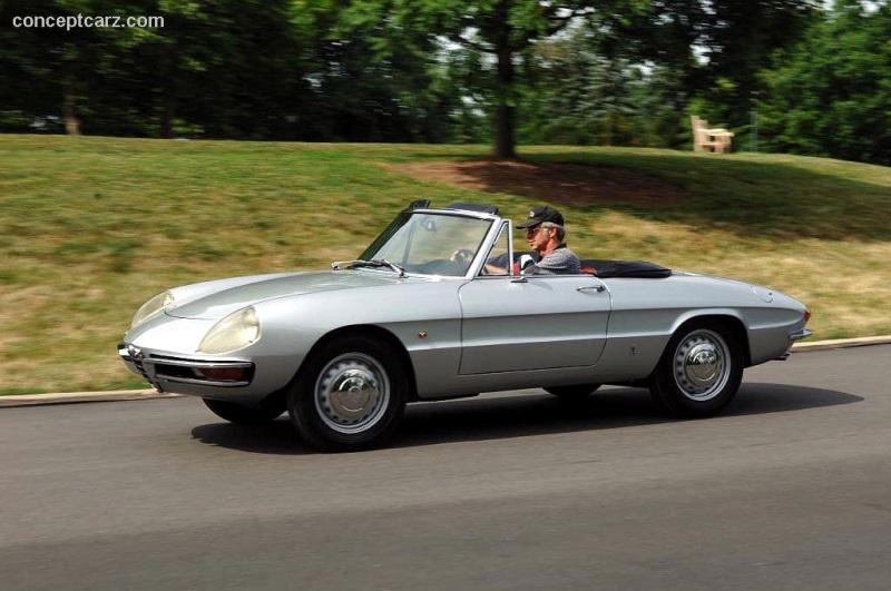 1967 Alfa Romeo Duetto 1600 Image