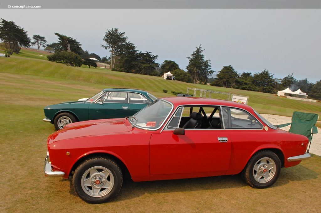 Auction Results And Sales Data For 1969 Alfa Romeo 1750 Gt