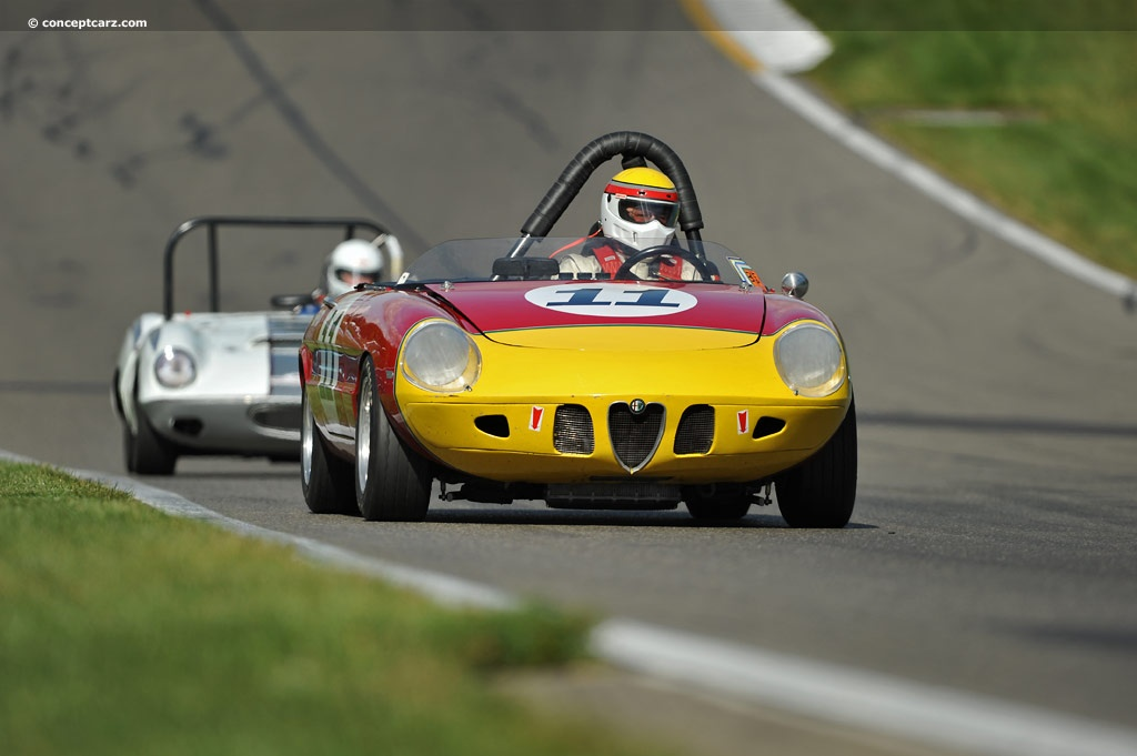 1962 alfa romeo giulia spider veloce 1600 16