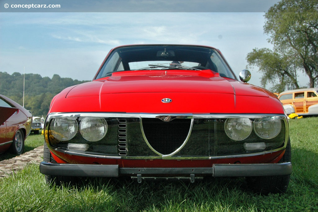 1972 Alfa Romeo Junior Zagato 1600