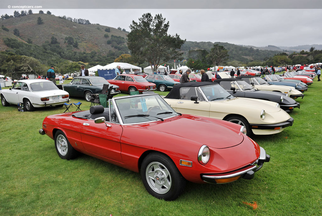 1974 Alfa Romeo 2000 Spider Veloce History, Pictures ...