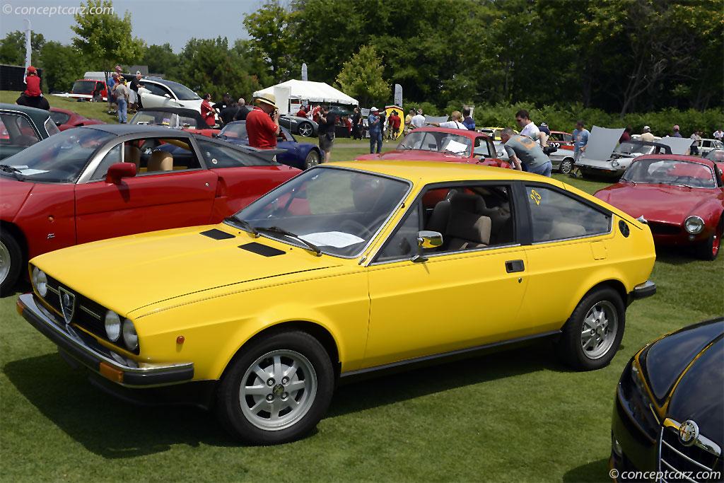 Alfa Romeo Alfetta 2018 >> 1977 Alfa Romeo Alfetta Image. Photo 7 of 9