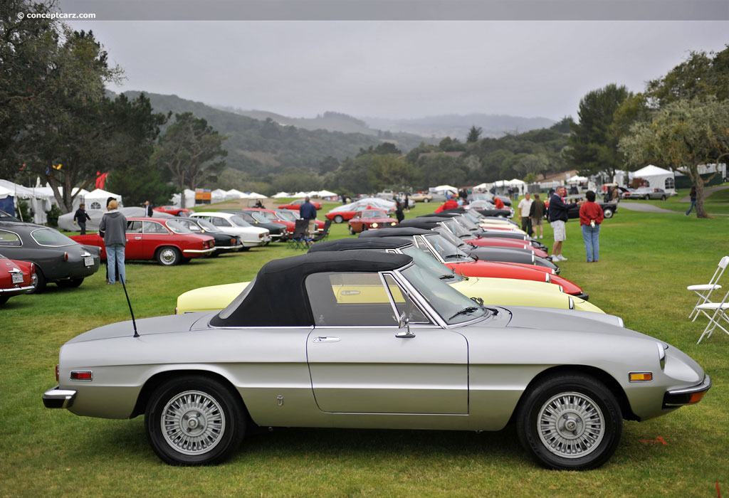 Auction Results And Sales Data For Alfa Romeo Spider Veloce - 1977 alfa romeo spider for sale