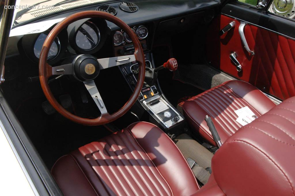 1977 alfa romeo 2000 spider veloce image https www for Interieur alfa spider 2000