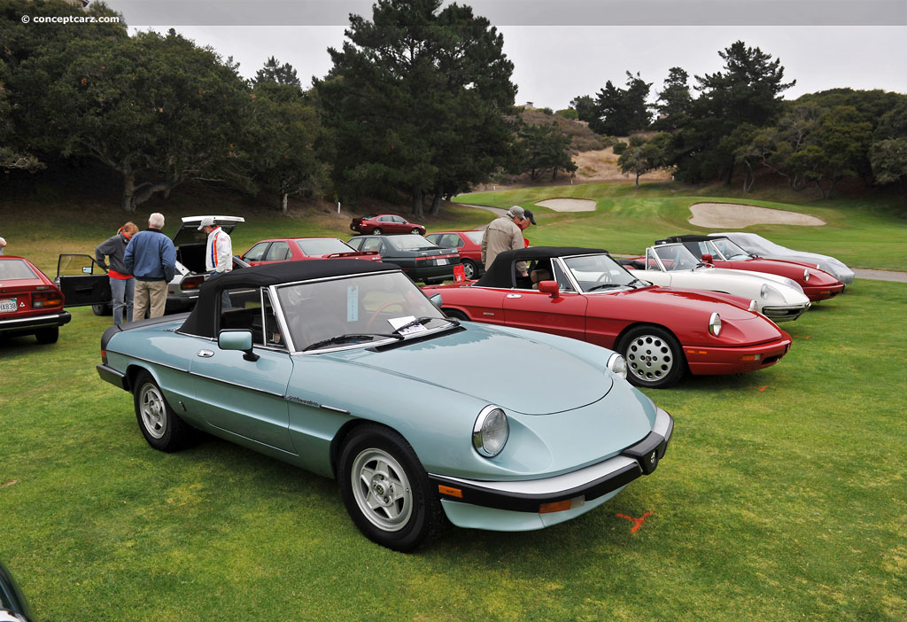 Auction Results And Sales Data For Alfa Romeo Spider Veloce - Alfa romeo spider for sale