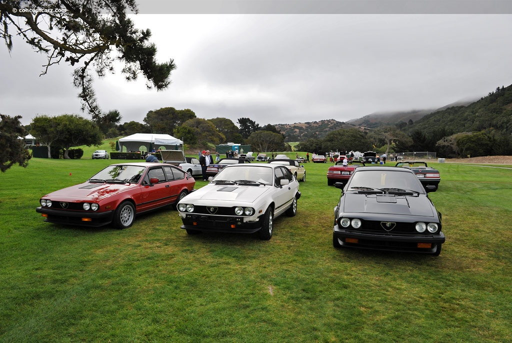 1985 Alfa Romeo Gtv6 Conceptcarz Com