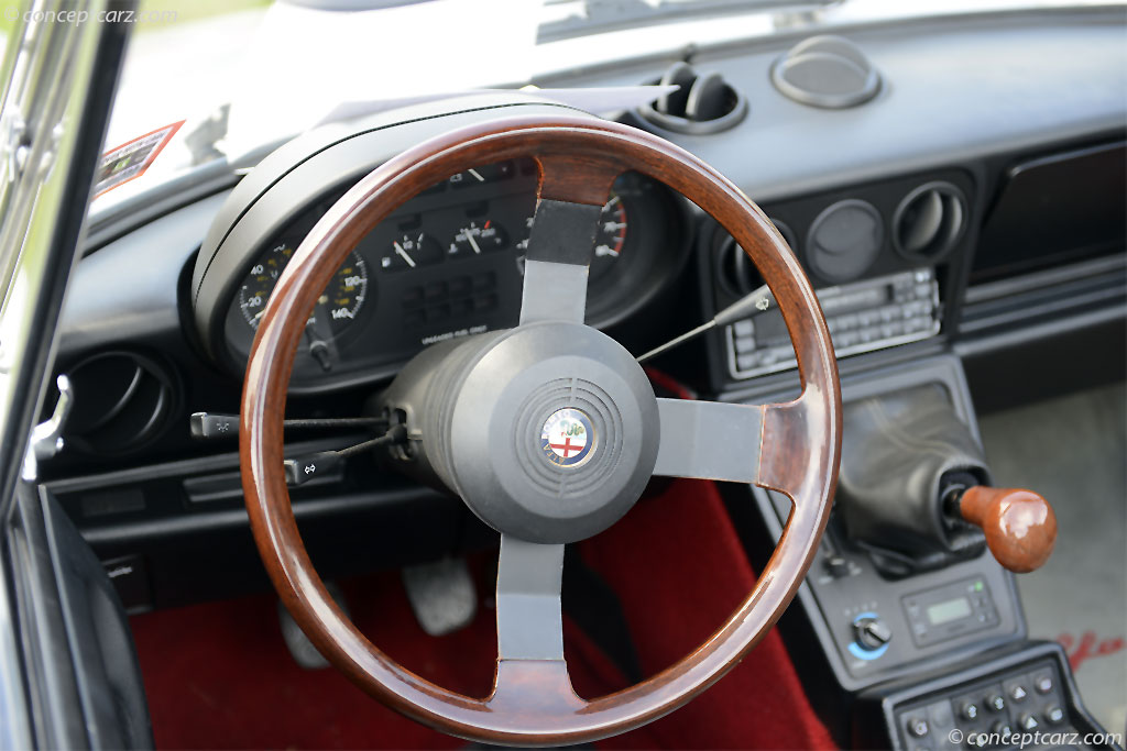 Auction Results And Sales Data For Alfa Romeo Spider Quadrifoglio - 1986 alfa romeo spider for sale
