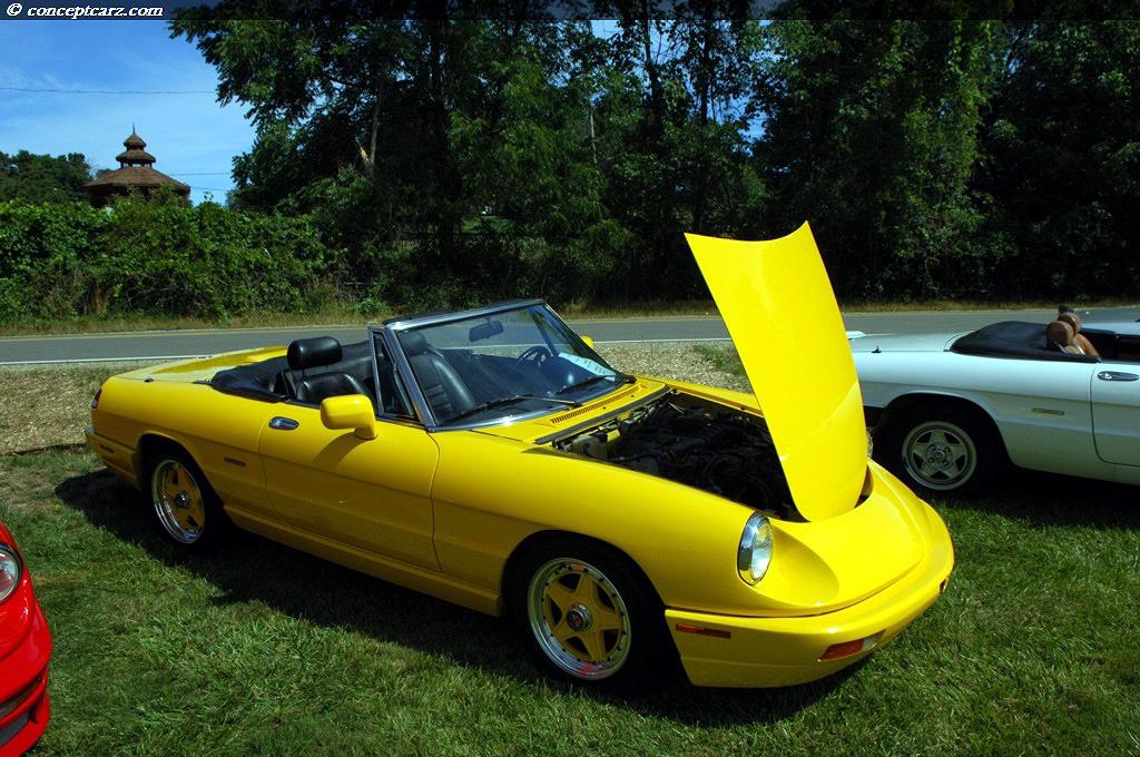 1982 alfa romeo spider veloce for sale 13