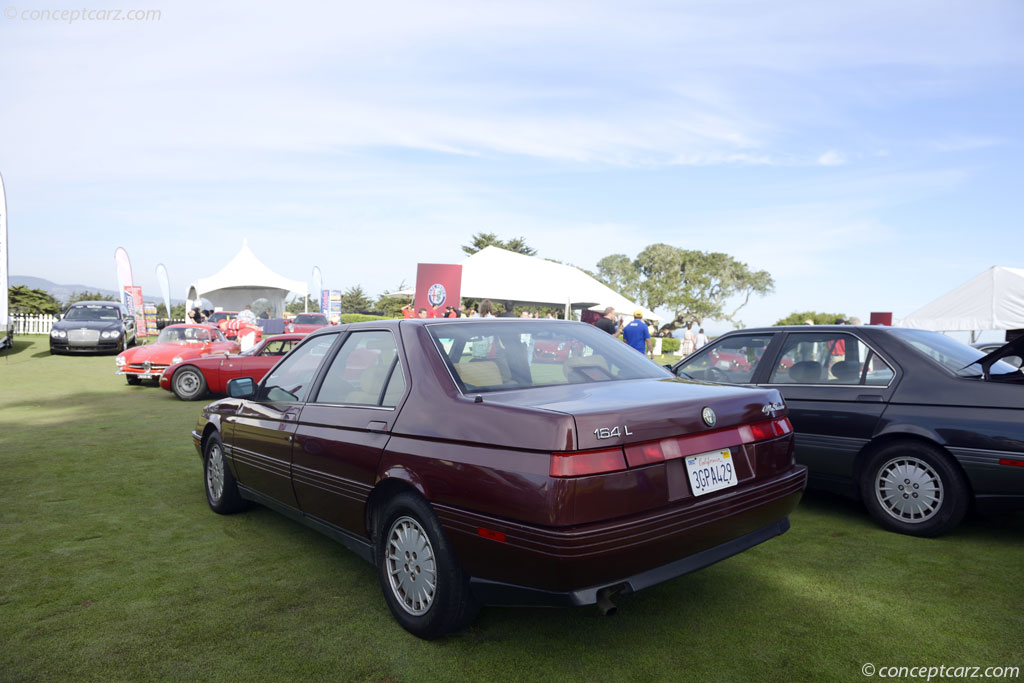 Auction Results And Sales Data For Alfa Romeo - Alfa romeo 164 for sale