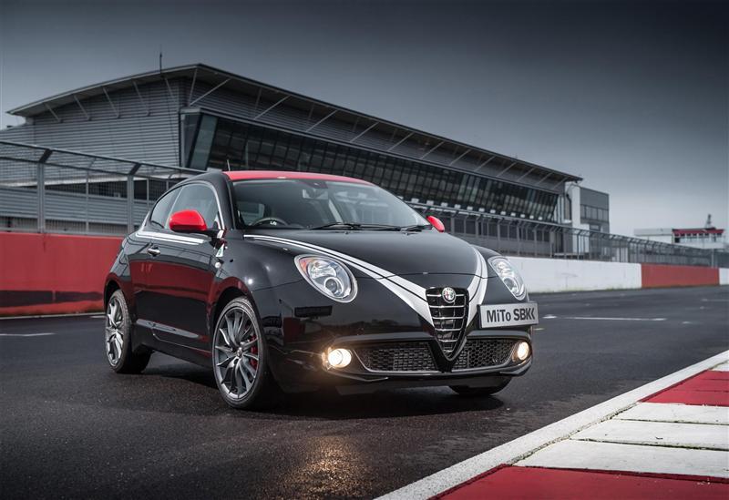2013 Alfa Romeo Mito Quadrifoglio Verde Sbk News And Information