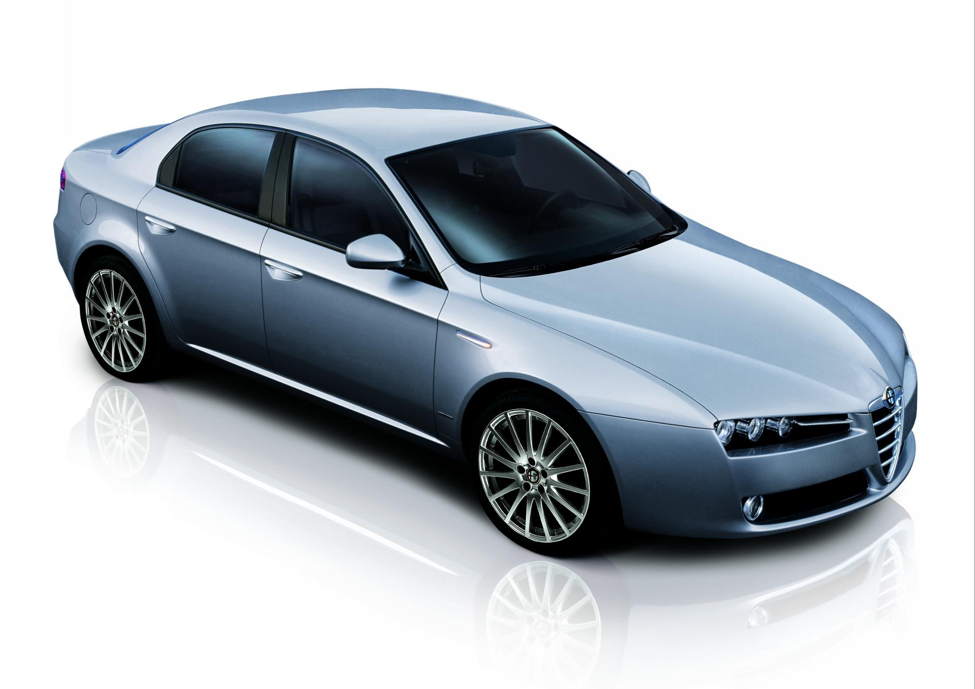 2009 alfa romeo 159 news and information. Black Bedroom Furniture Sets. Home Design Ideas