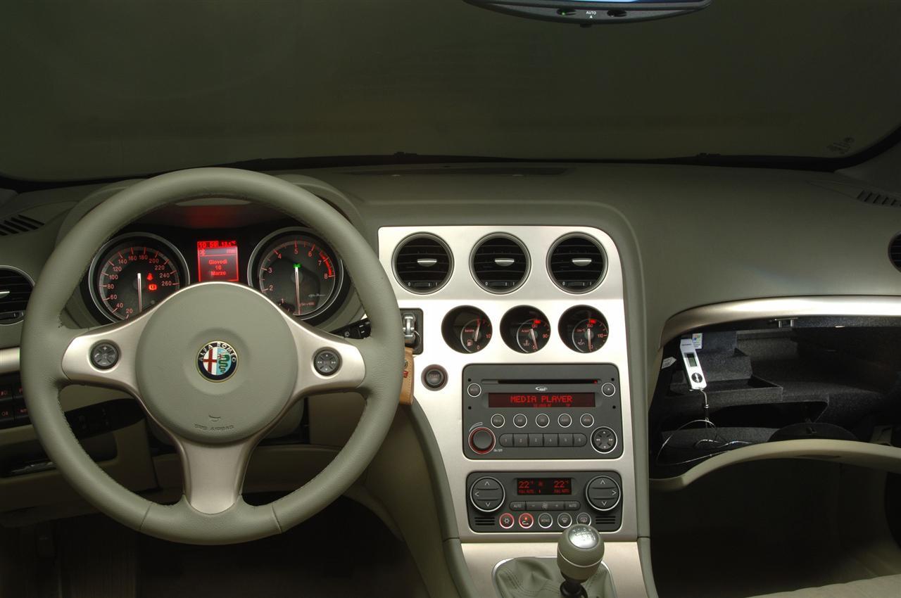 2009 Alfa Romeo 159 Desktop Wallpaper And High Resolution Images Interior 1280x850