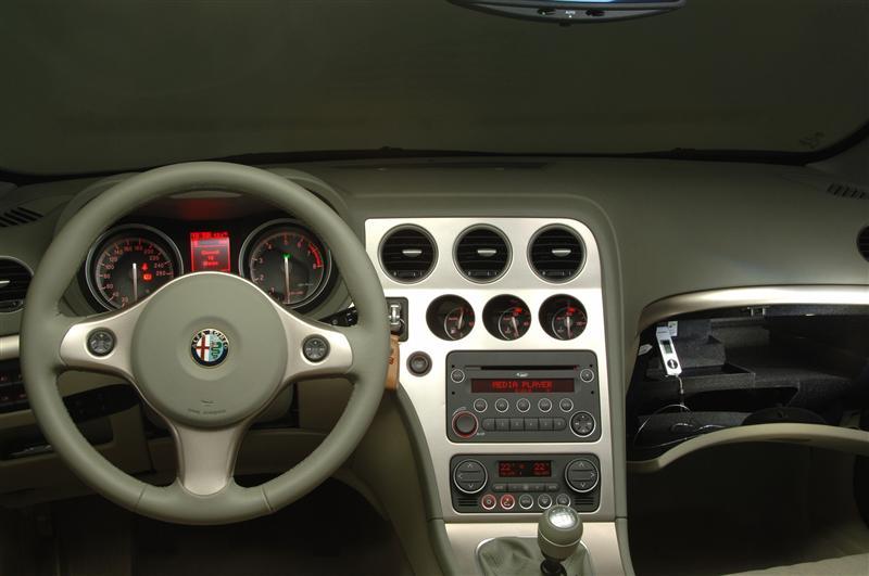 2009 Alfa Romeo 159 Image Photo 3 Of 35