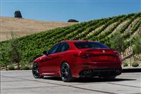 Image of the Giulia Quadrifoglio