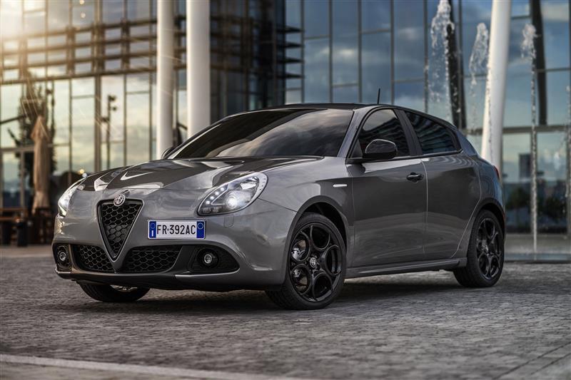 2019 Alfa Romeo Giulietta Nero Edizione News And Information
