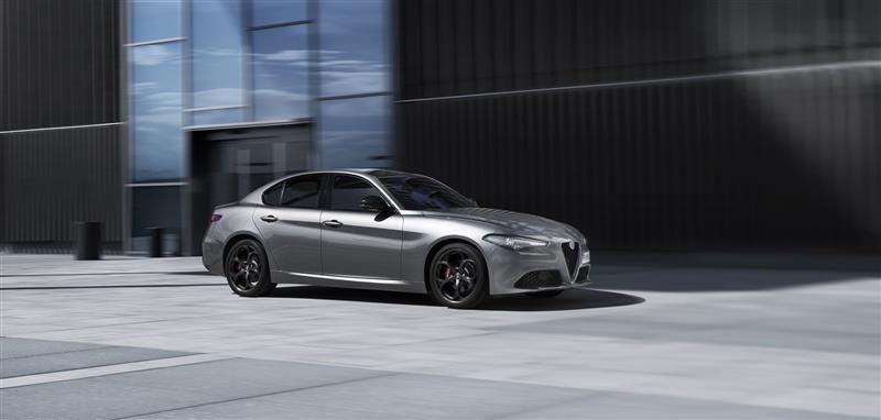 2019 Alfa Romeo Giulia Nero Edizione News And Information