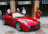 Image of the 8C Competizione