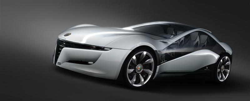 2010 Alfa Romeo Pandion Concept
