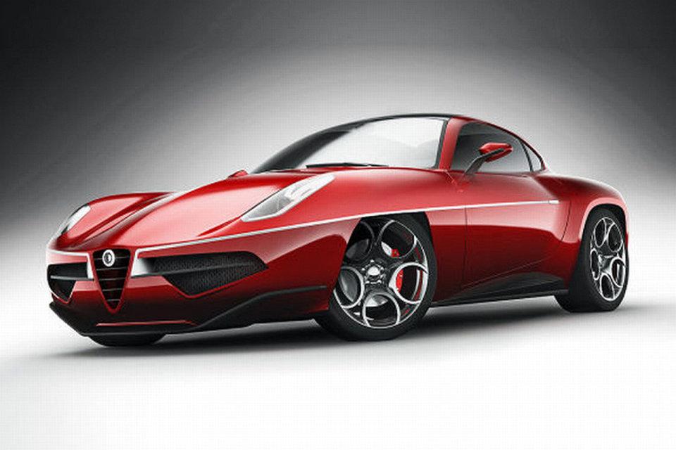 Auction Results And Data For 2012 Alfa Romeo Disco Volante Concept