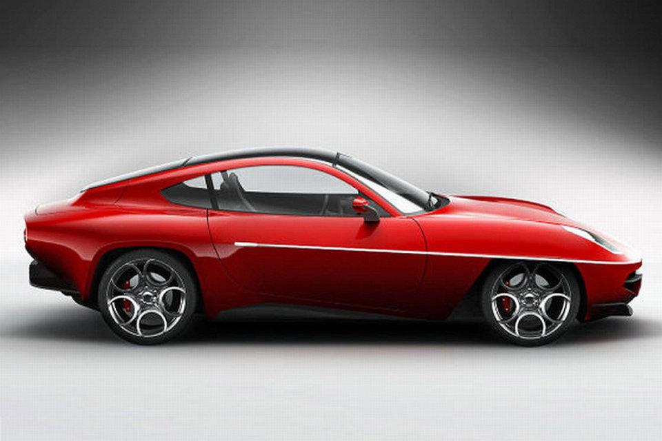 Alfa Romeo Disco Volante For Sale >> Auction Results And Sales Data For 2012 Alfa Romeo Disco