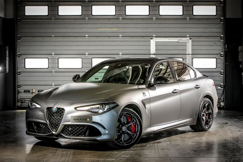 2018 Alfa Romeo Giulia Quadrifoglio Nring News And Information