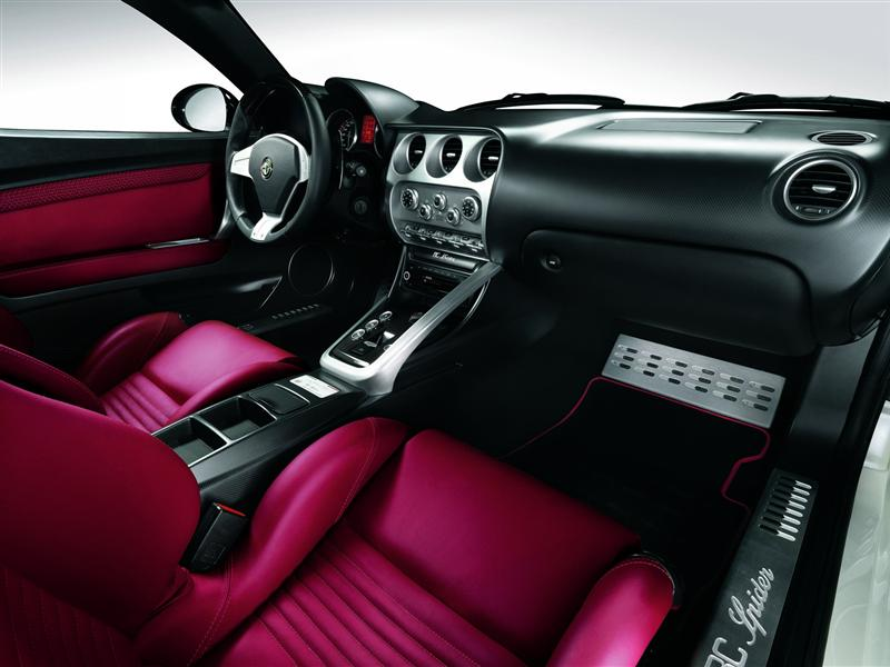 2008 Alfa Romeo 8C Spider