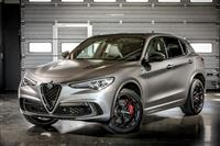 Popular 2018 Alfa Romeo Stelvio Quadrifoglio NRING Wallpaper