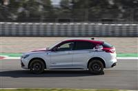 Popular 2019 Alfa Romeo Stelvio Quadrifoglio Racing Limited Edition Wallpaper