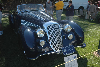 Chassis information for the Alfa Romeo 8C 2900 Mille Miglia