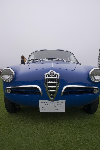 Chassis information for Alfa Romeo Giulietta Sprint Veloce