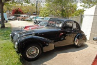 1948 Allard M-Type.  Chassis number 71M430P