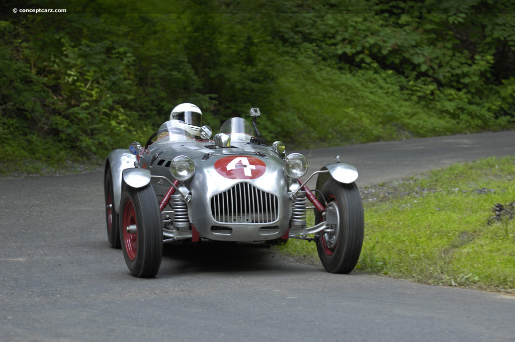 1949 Allard J2 Image Chassis number 99J1515 Photo 5 of 34