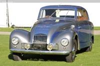 1950 Allard P1 image.