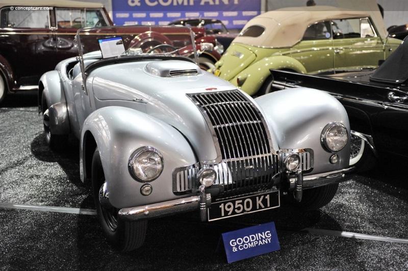 1950 Allard K1