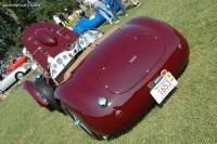 1950 Allard J2.  Chassis number 33 J1738 RHD