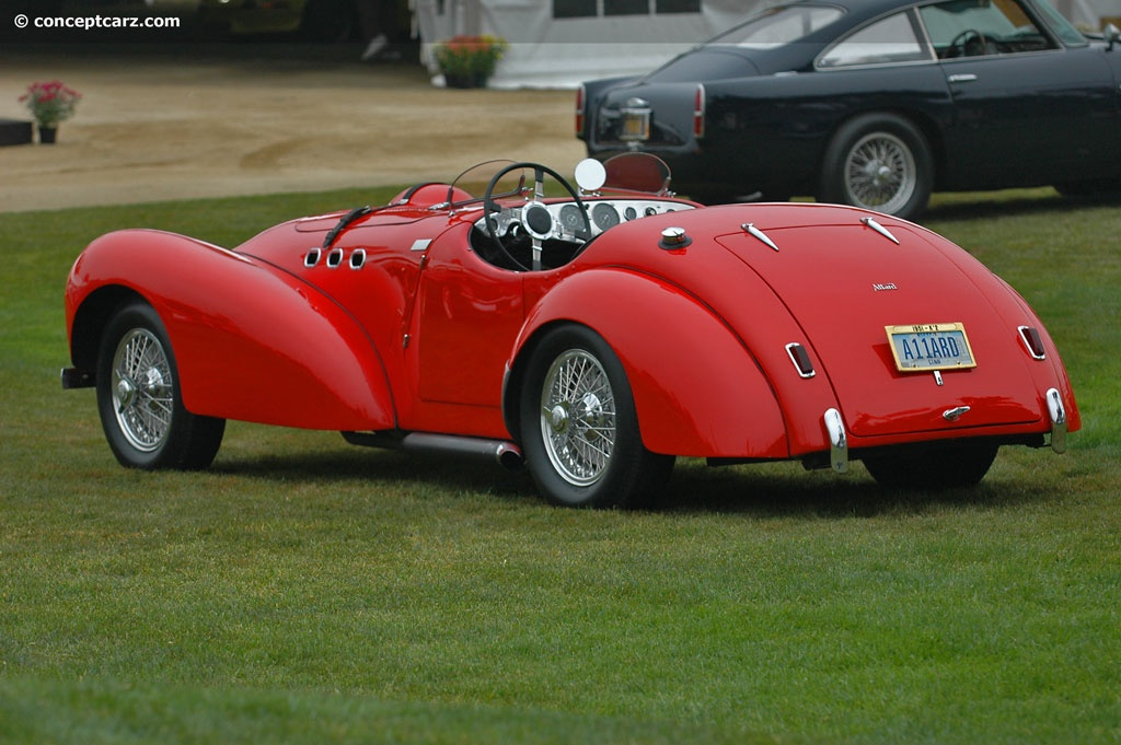 Auction Results and Sales Data for 1951 Allard K2