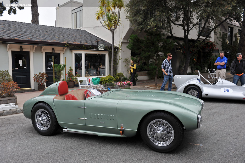 1955 Allard J2R Pictures, History, Value, Research, News ...