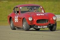 1958 Allard GT image.