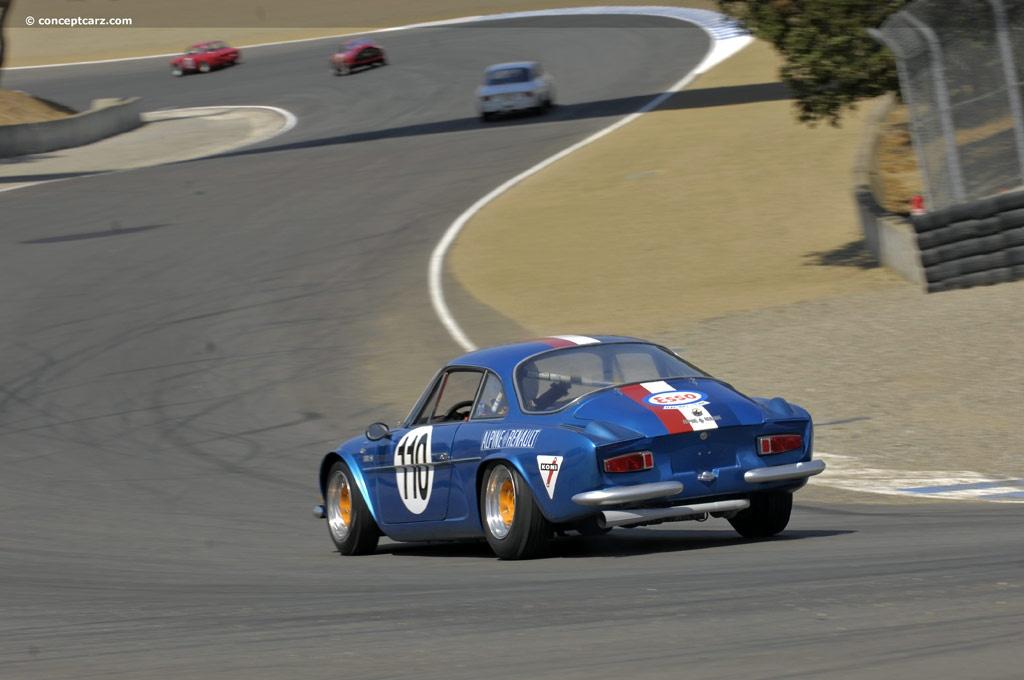 1964 Alpine A110