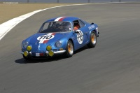 1964 Alpine A110.  Chassis number 17861