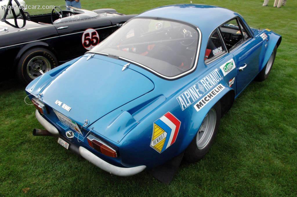 1970 Alpine A110 1600S