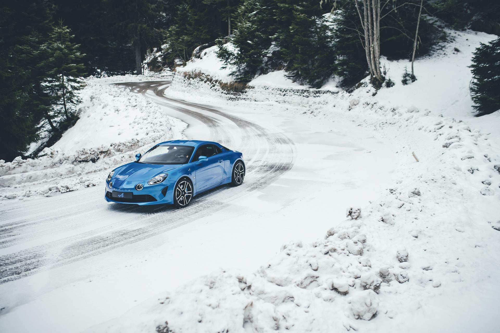 2017 Alpine A110